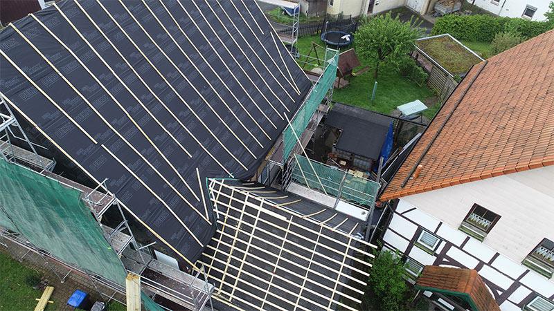 Dachdeckermeisterbetrieb Bedachungen